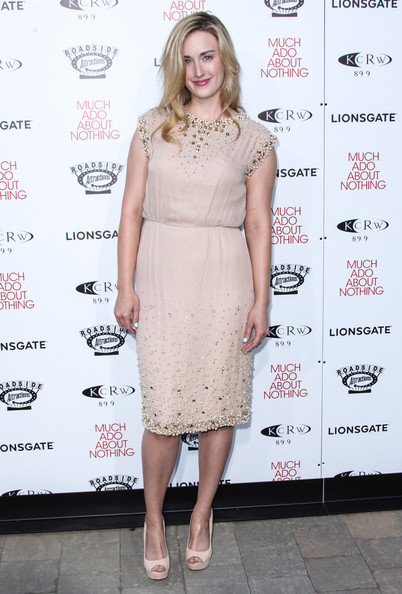 Ashley Johnson Cocktail Dress