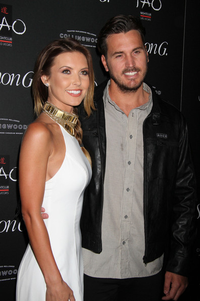 More Pics of Audrina Patridge Fishtail Dress (1 of 10) - Audrina Patridge Lookbook - StyleBistro