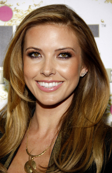 Audrina Patridge Long Straight Cut