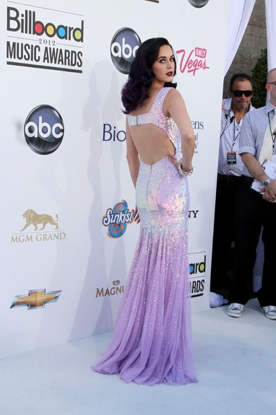 More Pics of Katy Perry Sequin Dress (1 of 7) - Katy Perry Lookbook - StyleBistro []