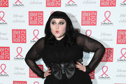 Beth Ditto Little Black Dress
