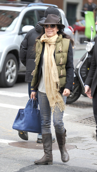 More Pics of Bethenny Frankel Vest (4 of 9) - Vest Lookbook - StyleBistro