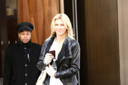 Brandi Glanville Leather Jacket
