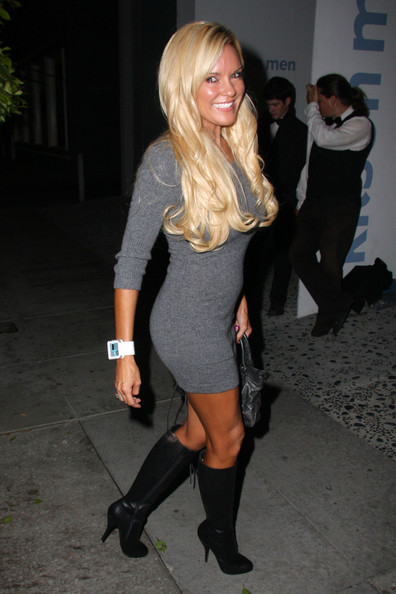 Bridget Marquardt Knee High Boots