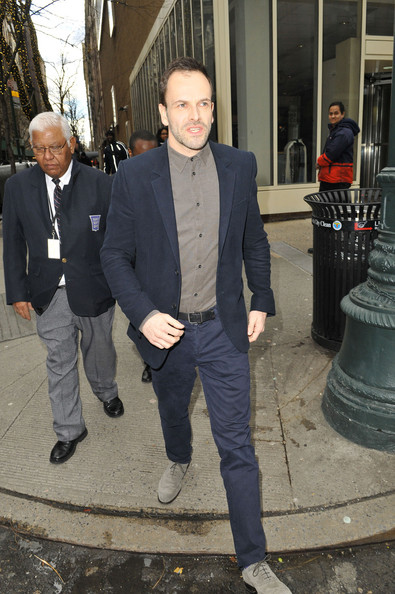 More Pics of Jonny Lee Miller Suede Loafers (1 of 12) - Loafers Lookbook - StyleBistro