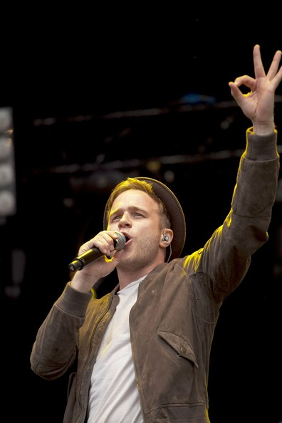 More Pics of Olly Murs Fedora (1 of 11) - Dress Hats Lookbook - StyleBistro