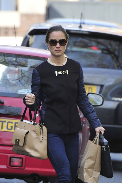More Pics of Pippa Middleton Fitted Jacket (1 of 12) - Fitted Jacket Lookbook - StyleBistro