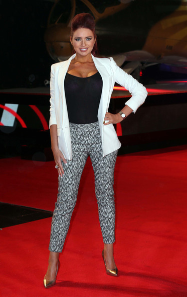 More Pics of Amy Childs Skinny Pants (1 of 2) - Amy Childs Lookbook - StyleBistro