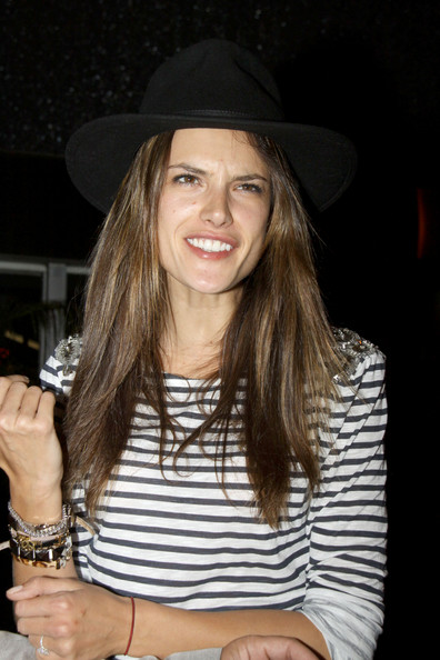 More Pics of Alessandra Ambrosio Walker Hat (1 of 7) - Alessandra Ambrosio Lookbook - StyleBistro