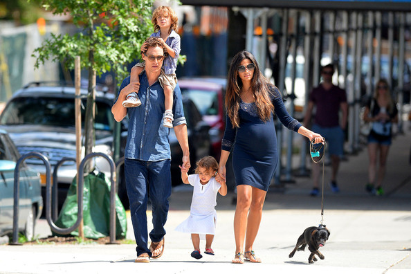 Camila Alves Maternity Dress []