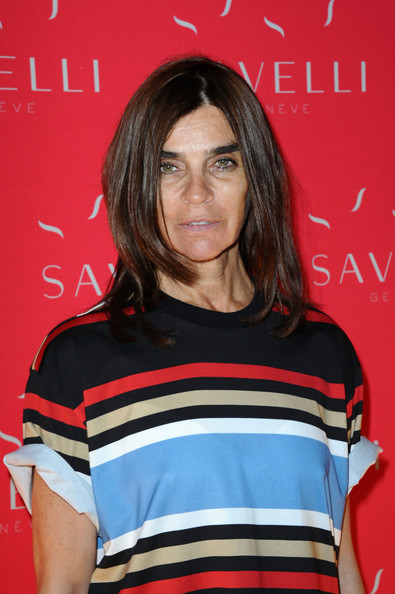 Carine Roitfeld Medium Layered Cut