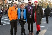 Neon Trees and Elaine Bradley Photo