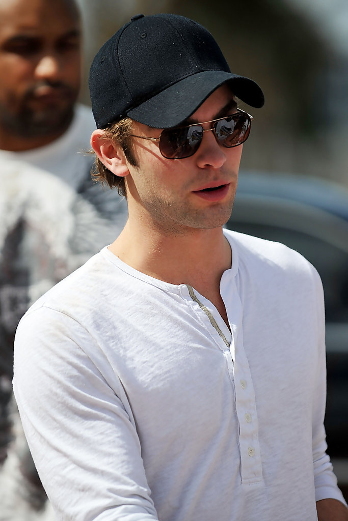 Chace Crawford Custom Baseball Cap - Baseball Caps Lookbook