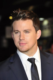 Channing Tatum looked super dapper at the UK premiere of 'The Eagle'.