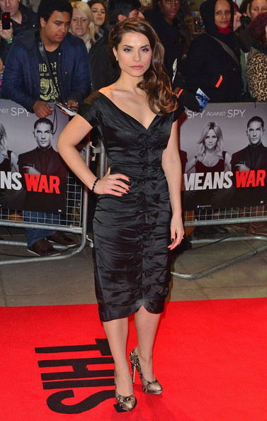 Charlotte Riley Platform Pumps