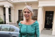 Chelsy Davy Decorative Hat
