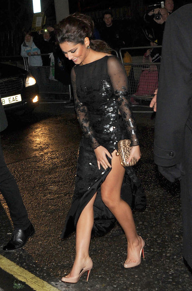 Cheryl Cole Hard Case Clutch