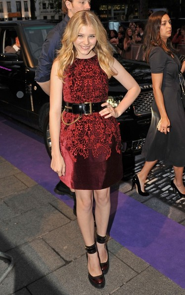 Paloma Faith seen attending the premiere of 'Dark Shadows' at the 'Empire' cinema in London