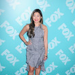 Jenna Ushkowitz Wore Miguel Antoinne at the 2013 FOX Programming Presentation Post-Party