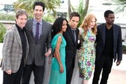 Jessica Chastain and Ben Stiller Photo