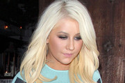 Looks We Love: Christina Aguilera's Low-Key Date Night