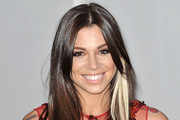 Christina Perri Long Straight Cut