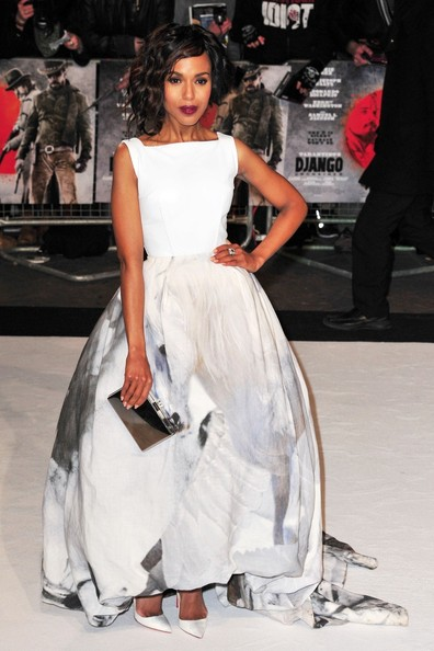 'Django Unchained' UK Premiere