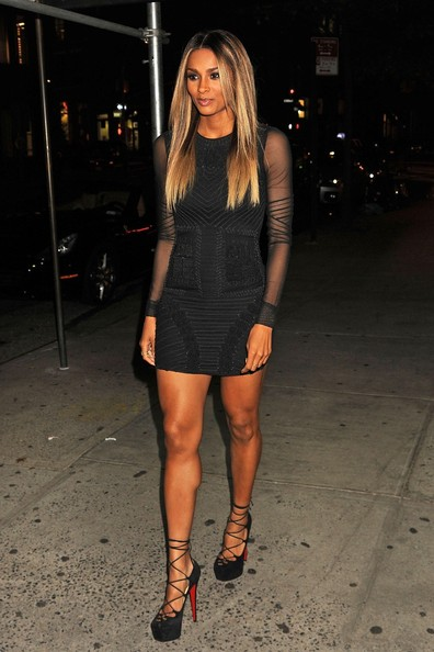 More Pics of Ciara Platform Pumps (5 of 18) - Ciara Lookbook - StyleBistro