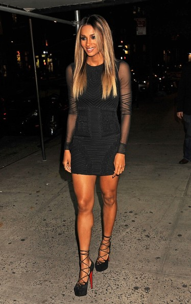 More Pics of Ciara Platform Pumps (1 of 18) - Ciara Lookbook - StyleBistro