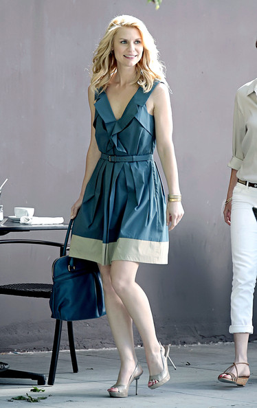 Claire Danes Day Dress