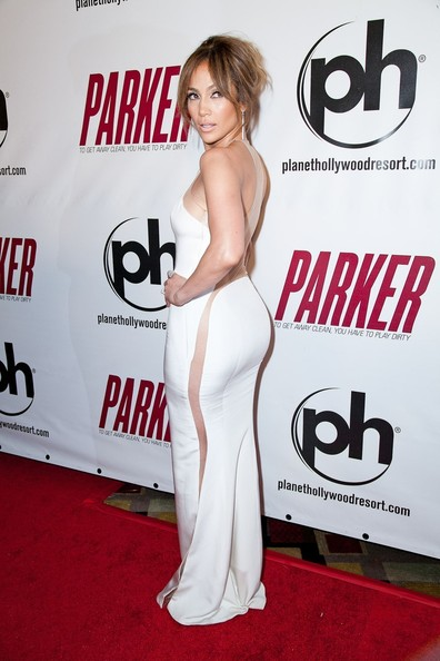 More Pics of Jennifer Lopez Evening Dress (1 of 6) - Jennifer Lopez Lookbook - StyleBistro