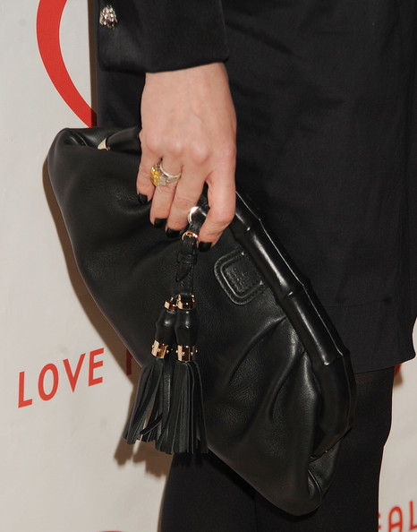 More Pics of Amy Sacco Oversized Clutch (1 of 3) - Clutches Lookbook - StyleBistro