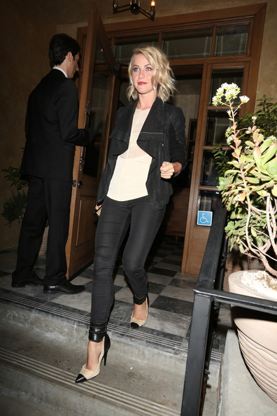 More Pics of Julianne Hough Skinny Pants (5 of 14) - Julianne Hough Lookbook - StyleBistro
