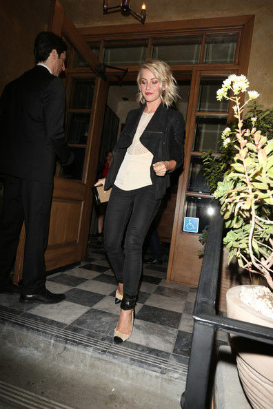 More Pics of Julianne Hough Skinny Pants (2 of 14) - Julianne Hough Lookbook - StyleBistro