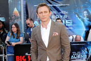Daniel Craig Men's Suit