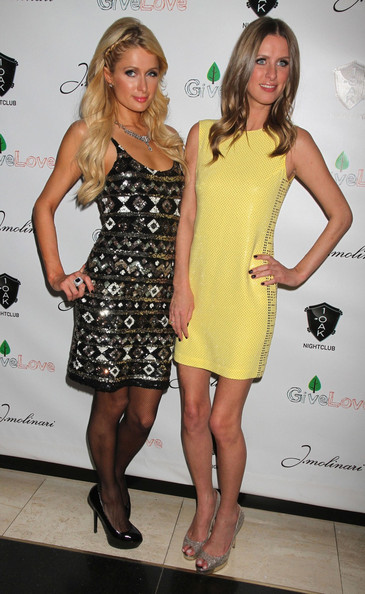 More Pics of Paris Hilton Pumps (2 of 7) - Paris Hilton Lookbook - StyleBistro