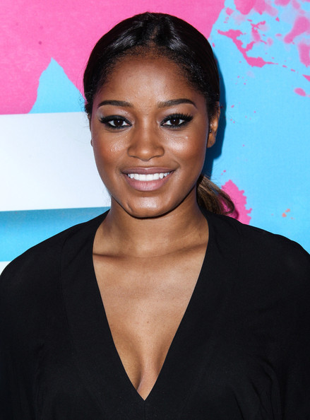 More Pics of Keke Palmer Evening Dress (1 of 2) - Keke Palmer Lookbook - StyleBistro