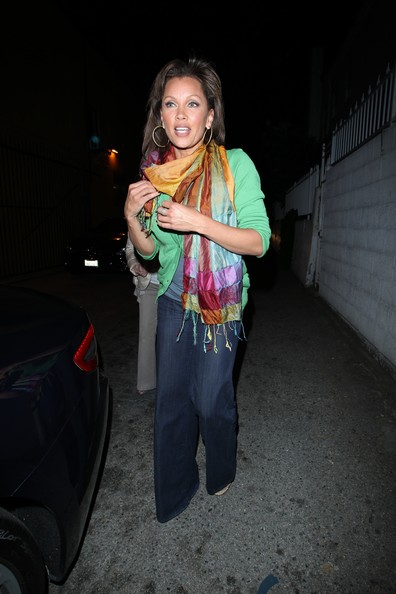 More Pics of Vanessa Williams Silk Scarf (5 of 13) - Vanessa Williams Lookbook - StyleBistro