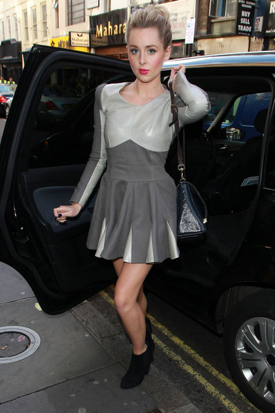 Diana Vickers Cocktail Dress []