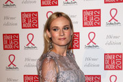 Look of the Day: Diane Kruger's Ethereal Lace
