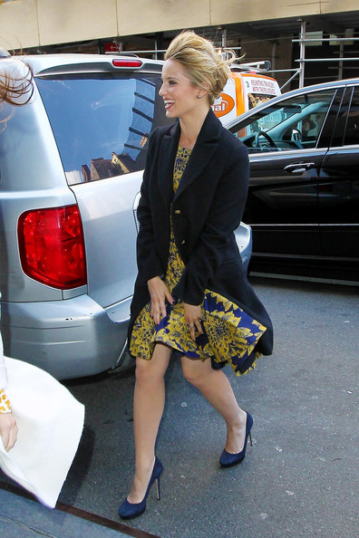 Dianna Agron Shoes