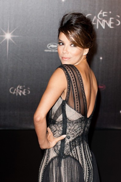 More Pics of Eva Longoria French Twist (4 of 5) - French Twist Lookbook - StyleBistro