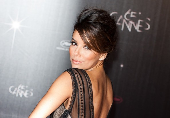 More Pics of Eva Longoria French Twist (2 of 5) - French Twist Lookbook - StyleBistro