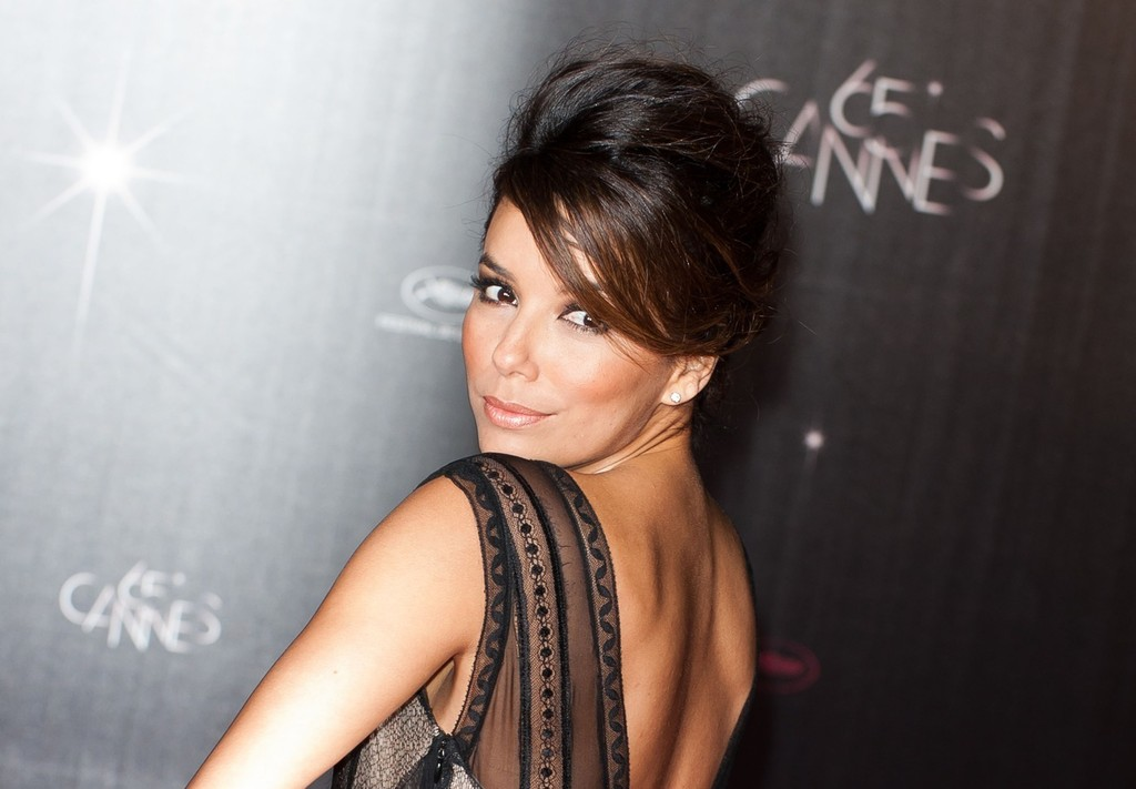 Eva Longoria attending the Opening Night Dinner after the screening of 'Moonrise Kingdom' during the 65th Cannes International Film Festival at the Palais des Festivals in Cannes.