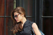 Eva Mendes Shirtdress