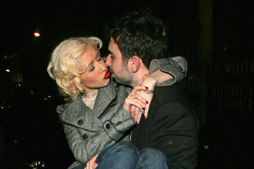 Christina Aguilera Jordan Bratman File Photos of Christina Aguilera and Jordan Bratman
