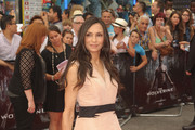 Famke Janssen Evening Dress