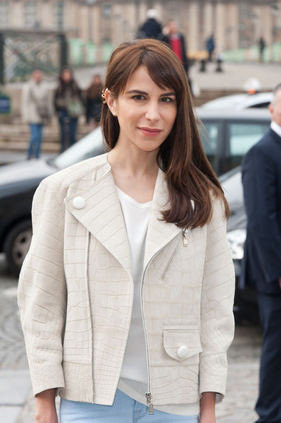 More Pics of Caroline Sieber Zip-up Jacket (1 of 2) - Zip-up Jacket Lookbook - StyleBistro