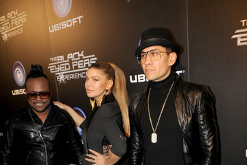 "Fergie apl.de.ap ""The Black Eyed Peas"" Launch a New Video"