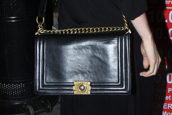 Francesca Eastwood Leather Shoulder Bag